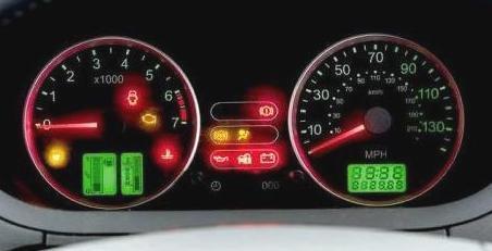 Dashwarninglights Car Air Bag Airbag Light Car Airbags